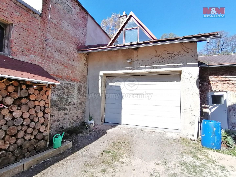 Pronájem garáže, 31 m², Jablonec nad Nisou, ul. Střelecká