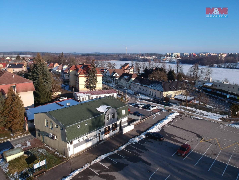 Prodej nájemního domu, Jindřichův Hradec, ul. Denisova