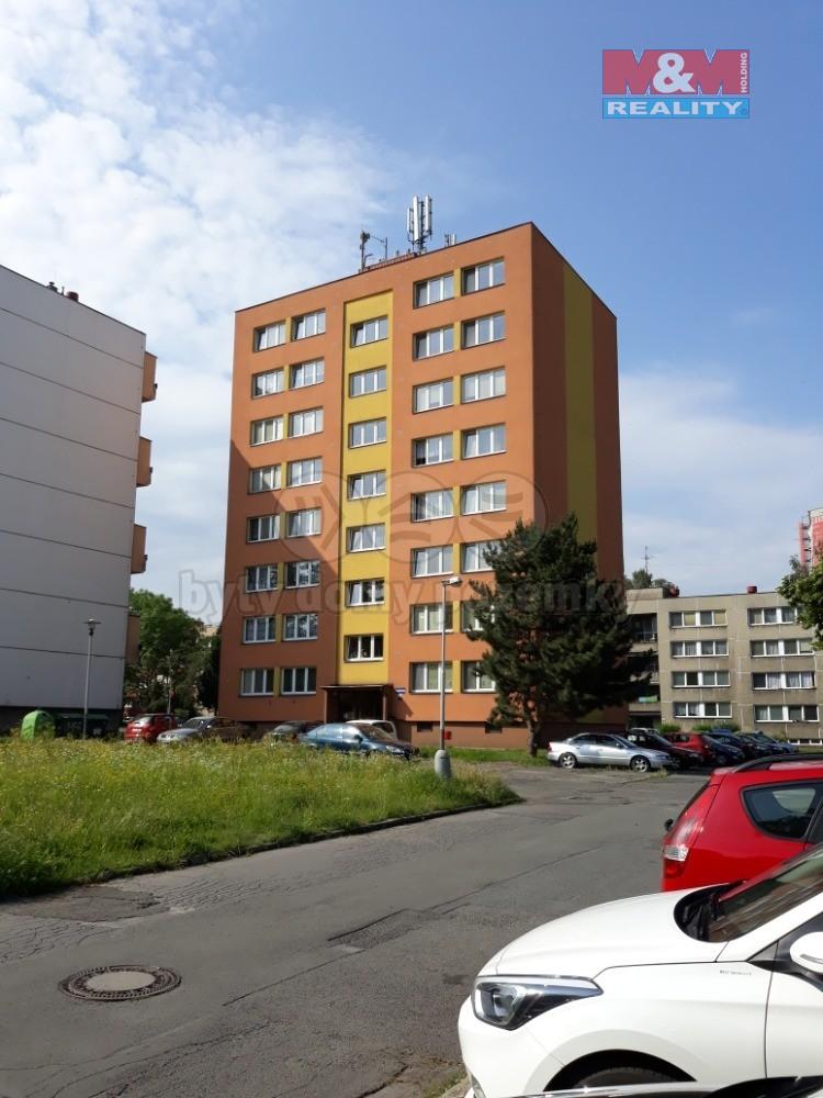 Pronájem bytu 1+1, 34 m², Ostrava, ul. Šimáčkova