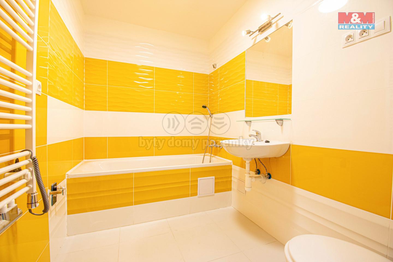 Pronájem bytu 2+kk, 64 m², Ostrava, ul. Klegova