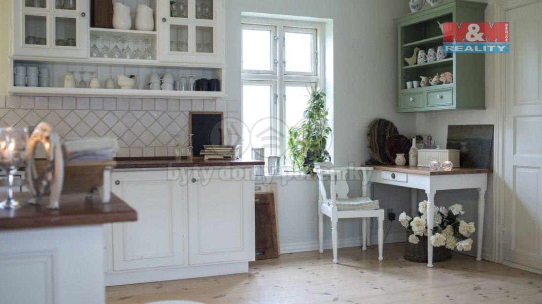 Prodej, byt 3+kk, 80 m², Kounov