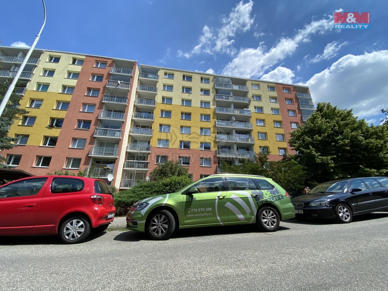 Pronájem, byt 1+1, 41 m², Praha, ul. Rabyňská