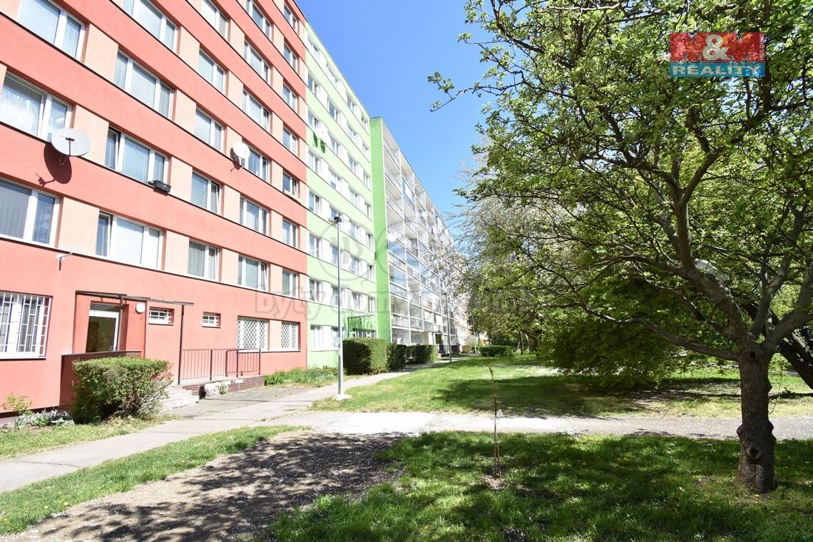 Prodej bytu 2+kk, 41 m², Praha, ul. Zárybská