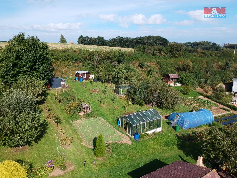 Prodej, zahrada, 402 m2, Dačice
