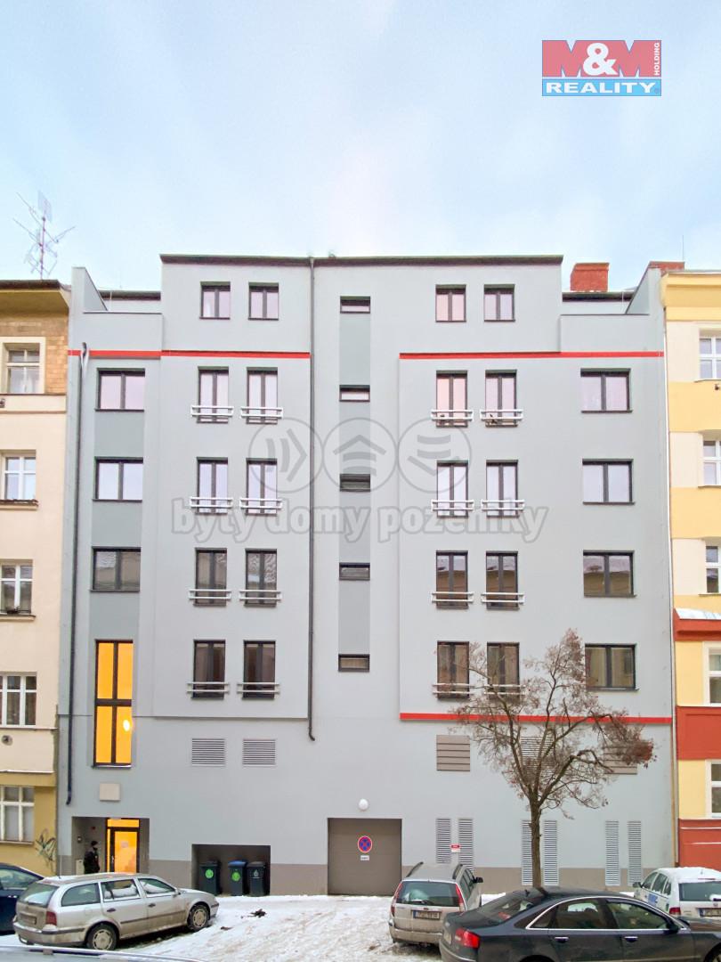 Pronájem bytu 2+kk, 56 m², Plzeň, ul. Vrchlického