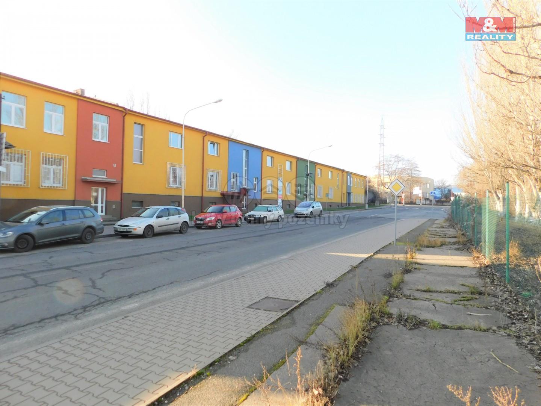Pronájem kancelářských prostorů, 45 m², Kladno, ul. Huťská