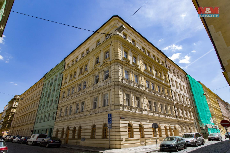 Prodej, byt 2+kk, 79 m2, Praha 1 - Nové Město