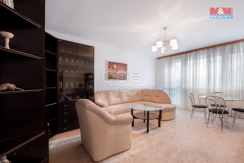 Pronájem bytu 4+1, 72 m², Praha 10, ul. Aubrechtové