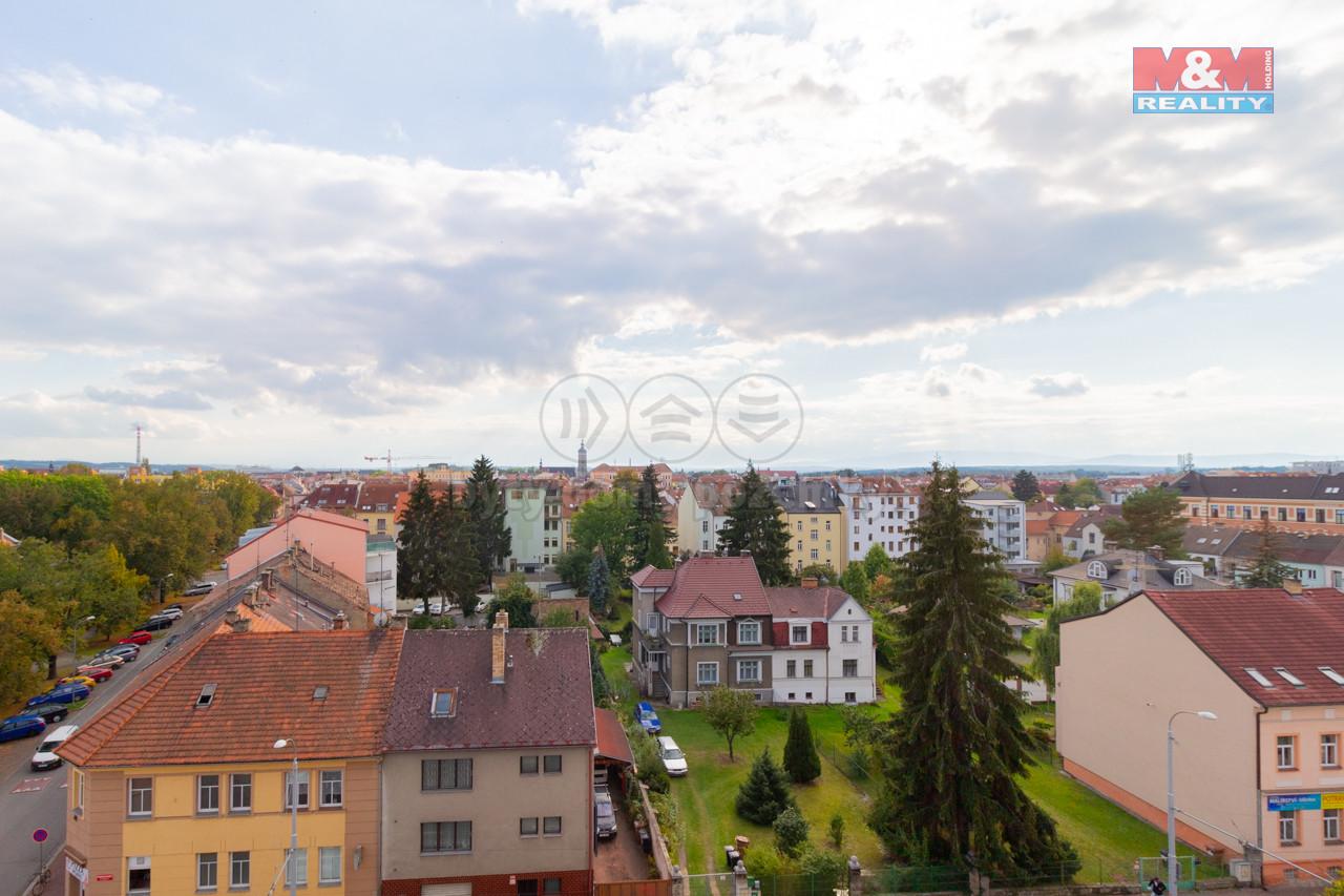 Prodej bytu 3+1, 66 m², České Budějovice, ul. Pekárenská