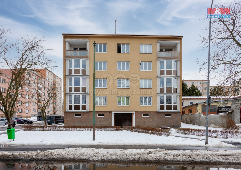 Prodej bytu 2+1, 60 m², Karlovy Vary, ul. Buchenwaldská