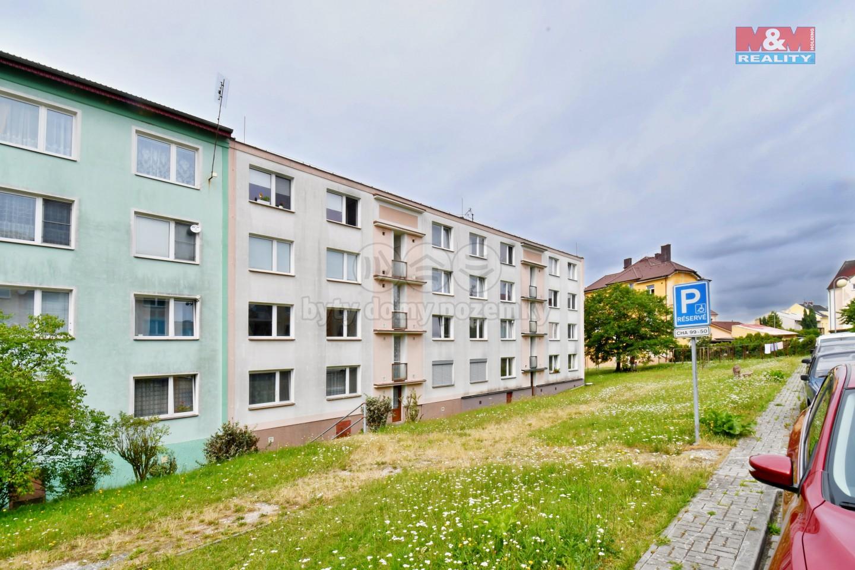 Prodej bytu 2+1, 60 m², Františkovy Lázně, ul. Anglická