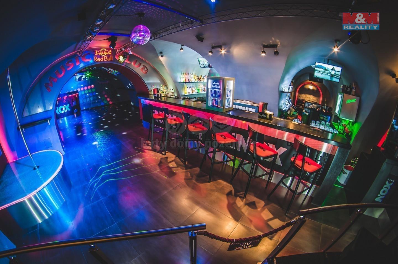 Prodej Nox Club, 289 m², Hradec Králové