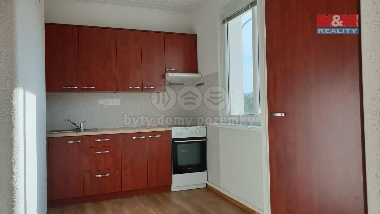 Prodej bytu 2+1, 56 m², Uničov, ul. Bratří Čapků