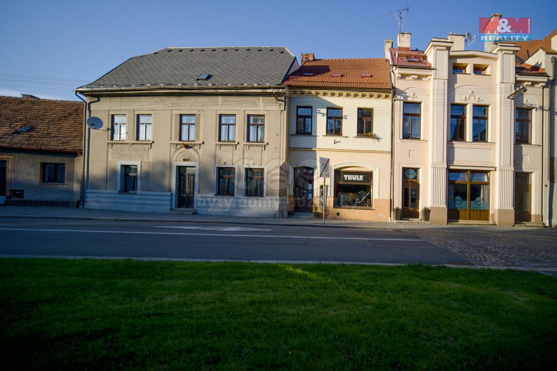 Pronájem rodinného domu, 121 m², Vysoké Mýto, ul. Pražská