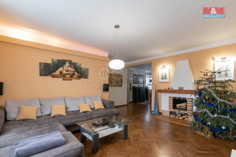 Pronájem bytu 4+kk, 105 m², Praha 6, ul. Zavadilova