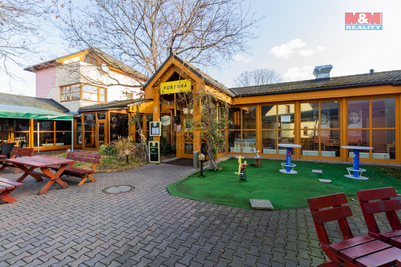 Prodej restaurace, stravování, 960 m², Jeseník, ul. Sadová