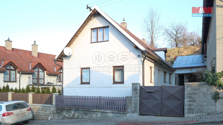 Prodej rodinného domu, 646 m², Choceň, ul. Svatojiřská