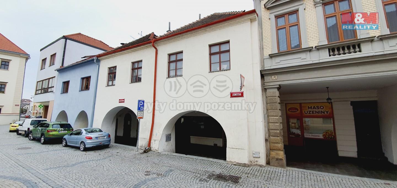 Prodej rodinného domu, 770 m², Hranice, ul. Zámecká