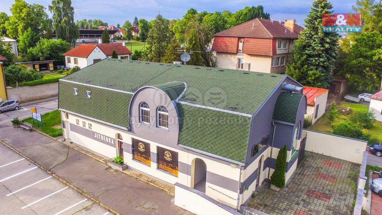Prodej restaurace, Jindřichův Hradec