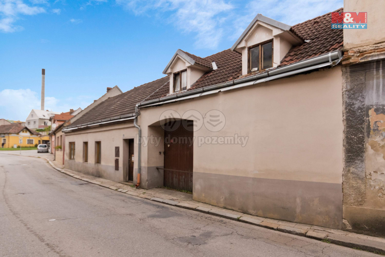 Prodej, rodinný dům, Trhové Sviny, ul. Trocnovská