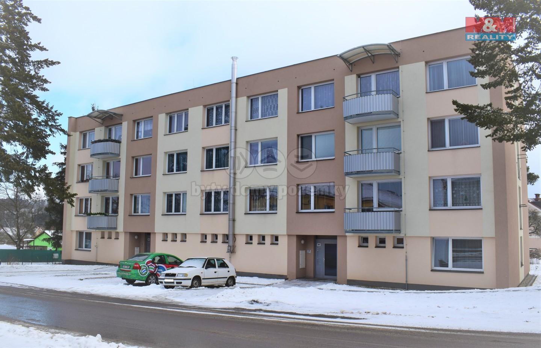 Pronájem bytu 2+kk, Mirotice, ul. Školní
