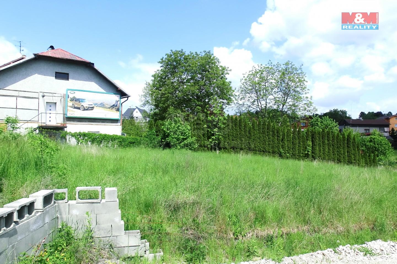 Prodej pozemku k bydlení, 2267 m², Ostrava, ul. Těšínská