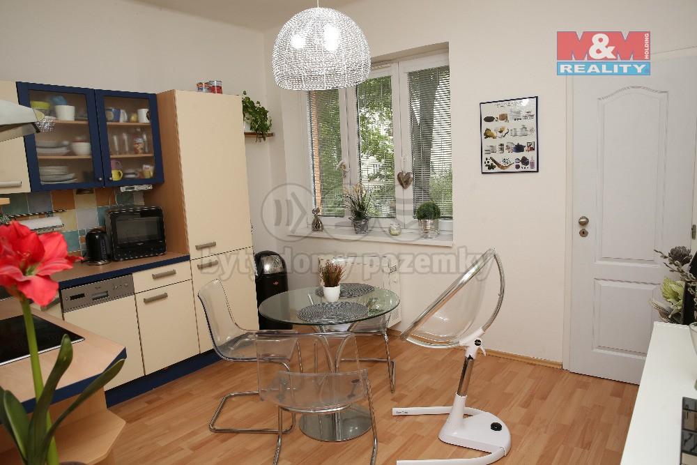 Prodej bytu 1+1, 48 m², Praha, ul. Jeseniova
