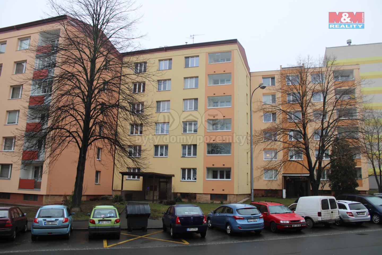 Pronájem bytu 2+1, 54 m², Přerov, ul. Vsadsko