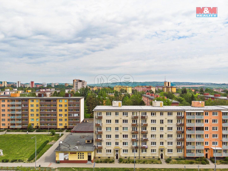 Pronájem, byt 2+1, 52 m2, Ostrava - Poruba, ul. Opavská