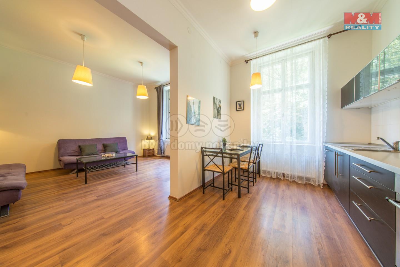 Prodej, byt 2+kk, 64 m², Praha, ul. Újezd