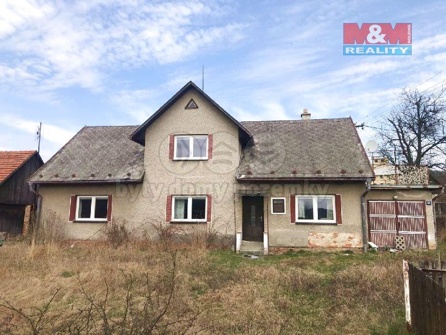 Prodej, rodinný dům, Zašová