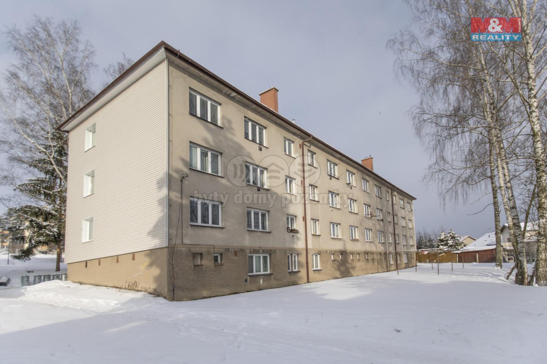 Pronájem bytu 3+kk, Havlíčkův Brod, ul. Máchova
