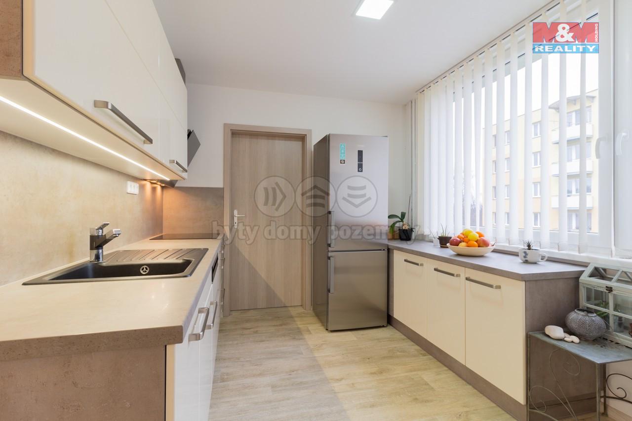 Prodej bytu 3+1, 71 m², Kaplice, ul. 1. máje
