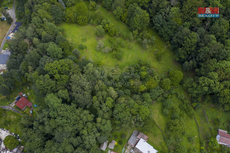 Prodej pozemku k bydlení, 1648 m², Ryjice