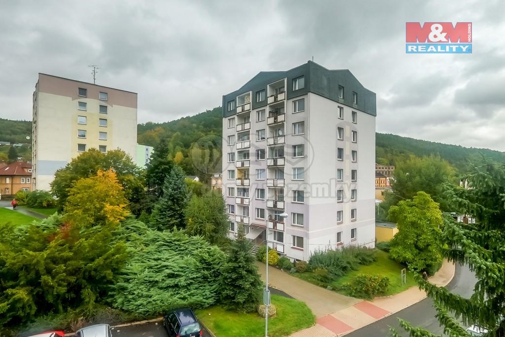 Pronájem bytu 3+1, 66 m², Děčín, ul. Na Pěšině