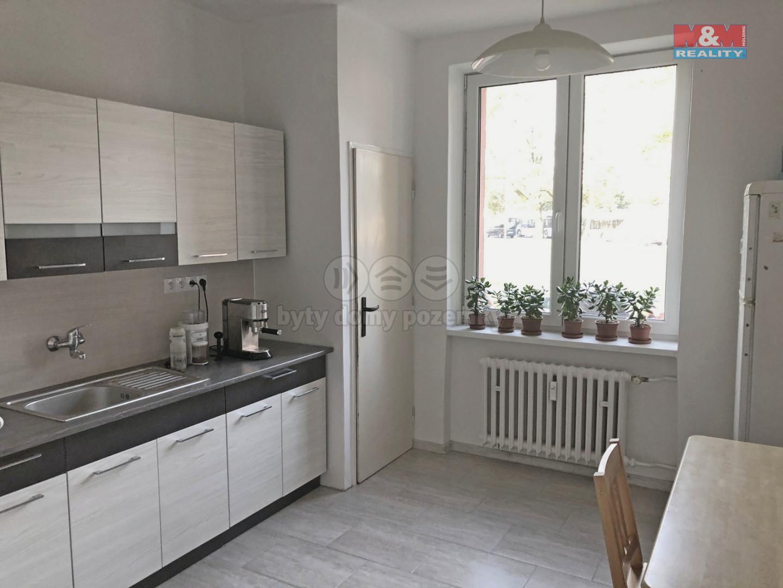 Prodej bytu 3+1, 80 m², Ostrava, ul. Nádražní