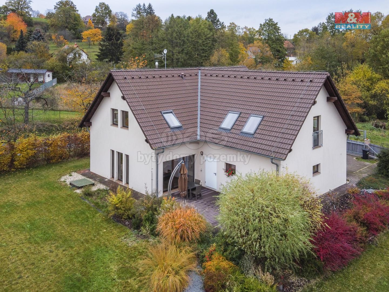 Prodej rodinného domu, 249 m², Pyšely, Zaječice