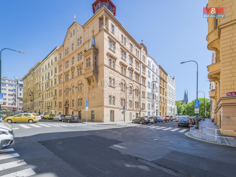 Prodej bytu 3+1, 88 m², Praha, ul. Trojanova