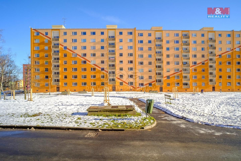 Prodej bytu 3+1, 68 m², Jirkov, ul. Na Borku