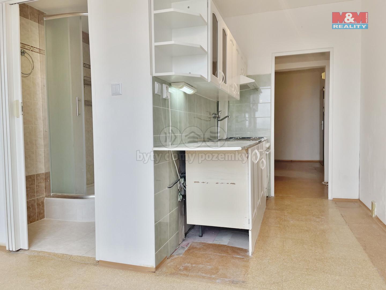 Pronájem bytu 2+1, 60 m², Brno, ul. Opálkova