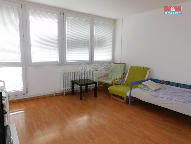 Pronájem bytu 2+1, 47 m², Praha - Karlín, ul. Nekvasilova