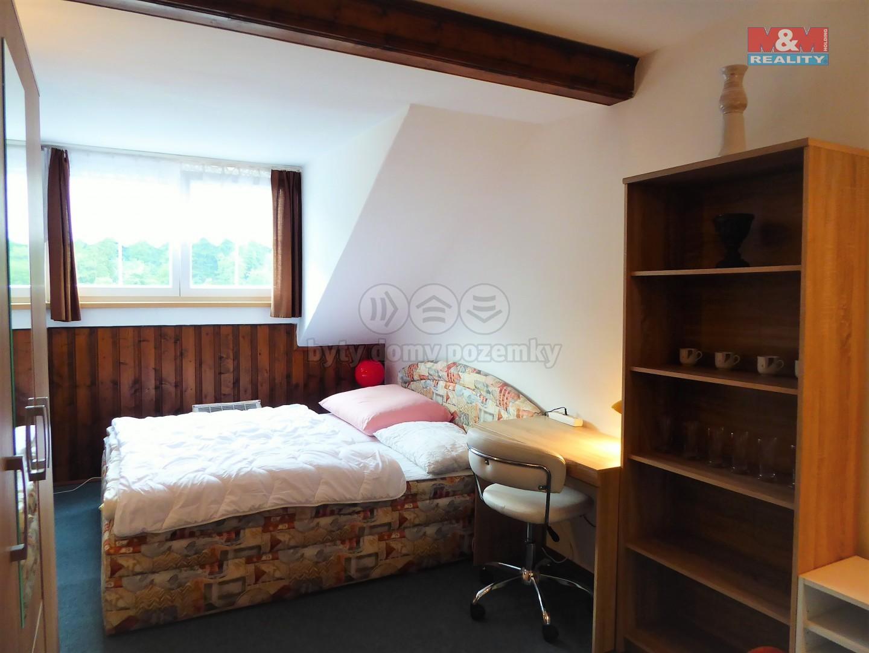 Pronájem, byt 1+kk, 18 m2, Karlovy Vary