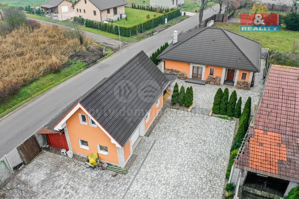 Prodej rodinného domu, 698 m², Strupčice-Okořín