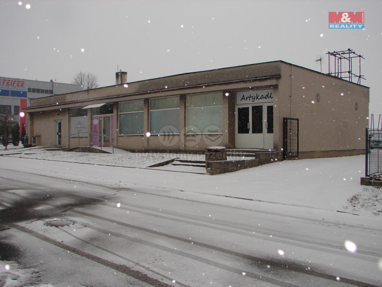 Pronájem obchod a služby, 93 m², Holice, ul. Holubova