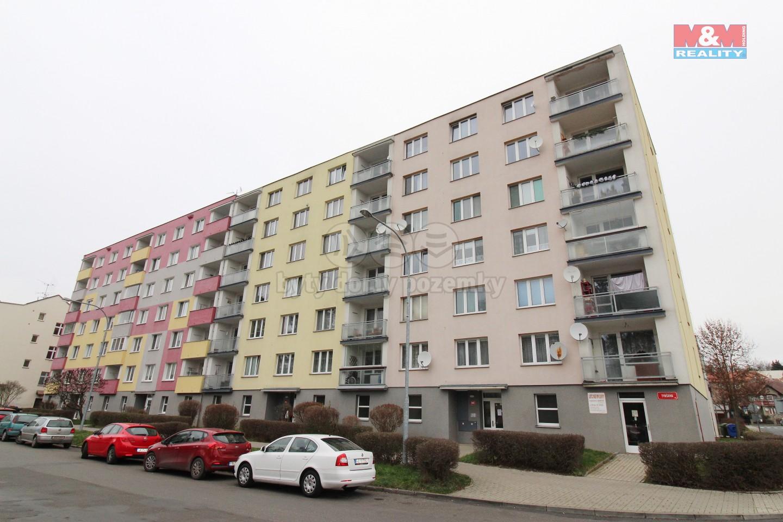 Pronájem bytu 2+1 v Chodově, ul. Tyršova