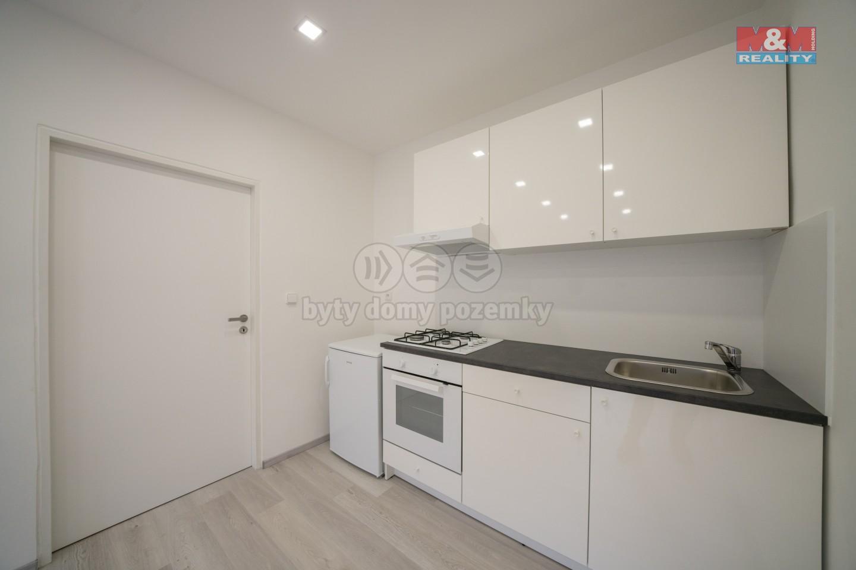 Pronájem bytu 2+kk, 33 m², Brno, ul. Čápkova