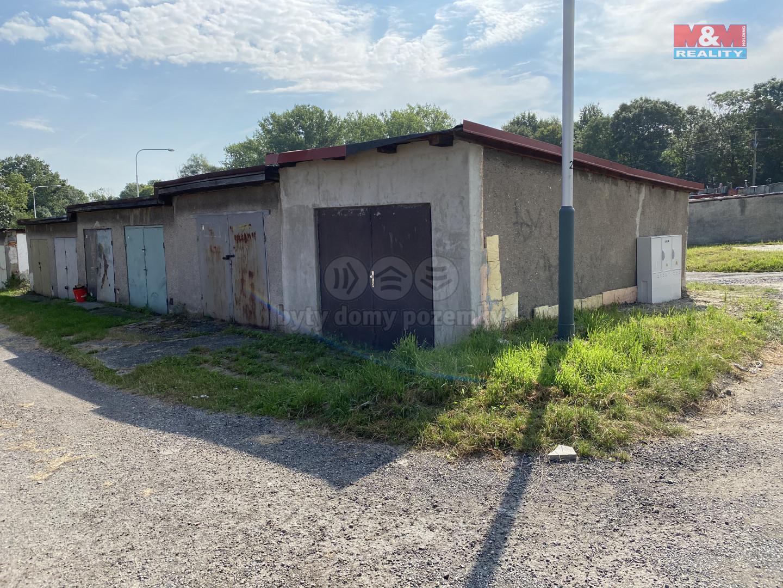 Prodej garáže, 25 m², Ostrava, ul. Sionkova