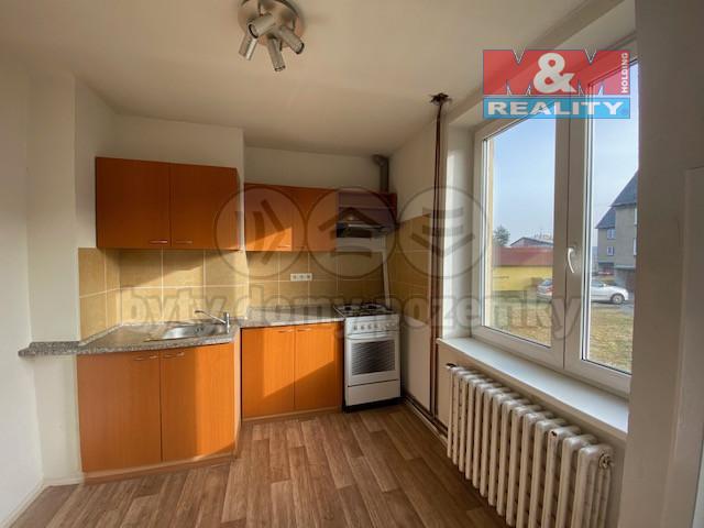 Pronájem bytu 1+kk, 35 m², Krnov