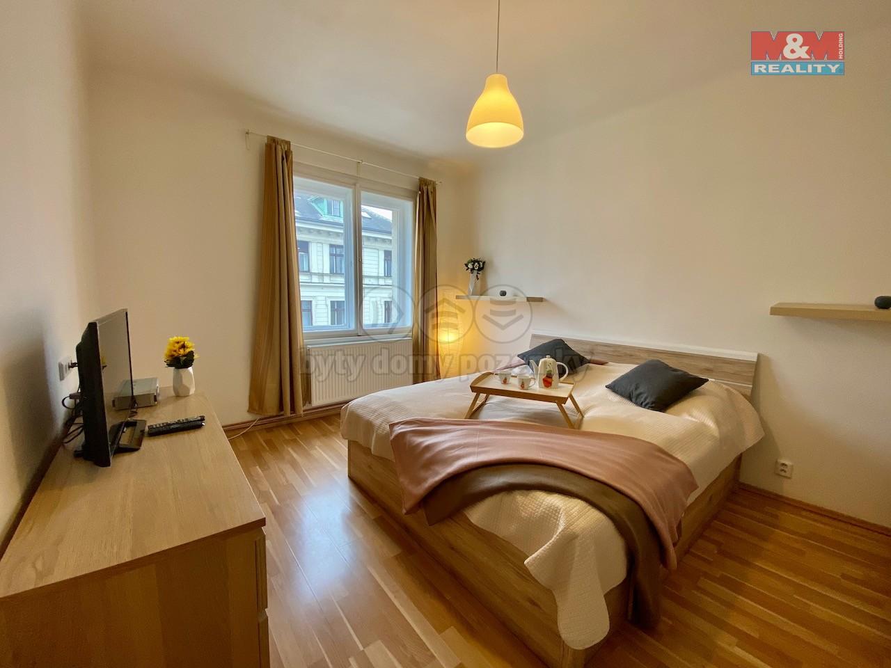 Pronájem bytu 3+kk , 63 m² Opletalova, Praha 1 - Nové Město