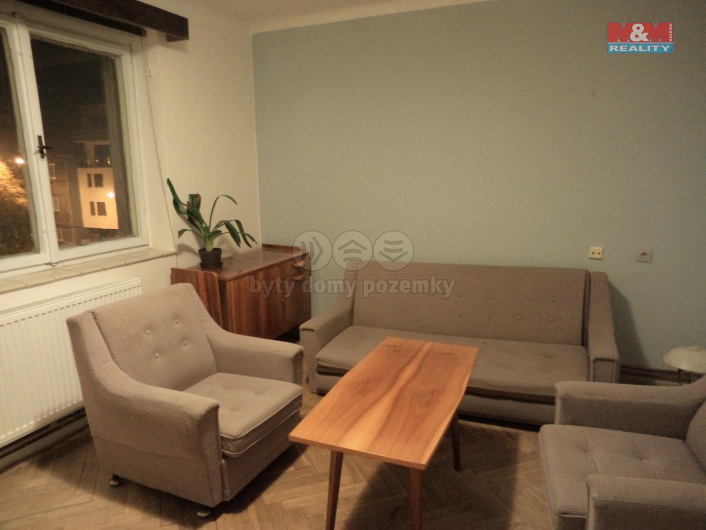 Pronájem bytu 2+1, 48 m², Rakovník, ul. Na Sekyře